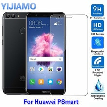 2.5D Tempered Glass For Huawei P Smart Screen Protector 9H Explosion-proof Protective Film Cover For