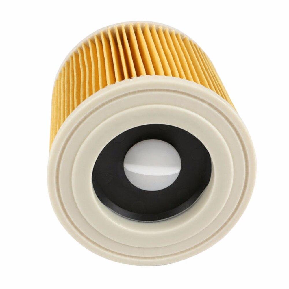 Высокое качество замена воздуха пыли мешки фильтры для Karcher Пылесосы части картриджа HEPA фильтр WD2250 WD3.200 MV2 MV3 WD3
