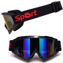 Lunettes de cyclisme moto en plein air lunettes de ski lunettes Halley lunettes pour casque de moto
