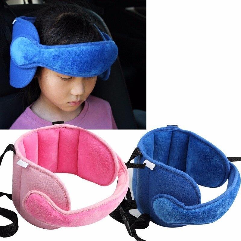 Ohanee criança bebê crianças titular cabeça ajustável suporte de assento de carro sono nap aid cabeça do miúdo protetor cinto handband dropshipping