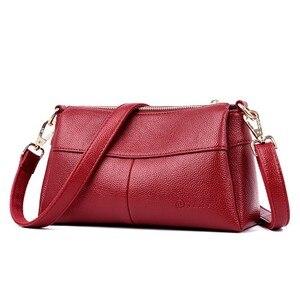 2019 Luxury Handbags Women Bags Designer Female Messenger Bags Bolsos Mujer Vintage Ladies Leather Shoulder Bag Flap For Girls