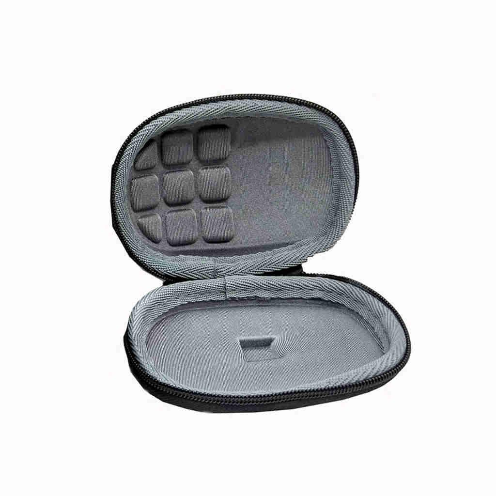 Estuche de transporte de viaje de almacenamiento duro de Eva para logitemches Mx Anywhere 2 / 2s Mouse móvil inalámbrico bolsa de viaje