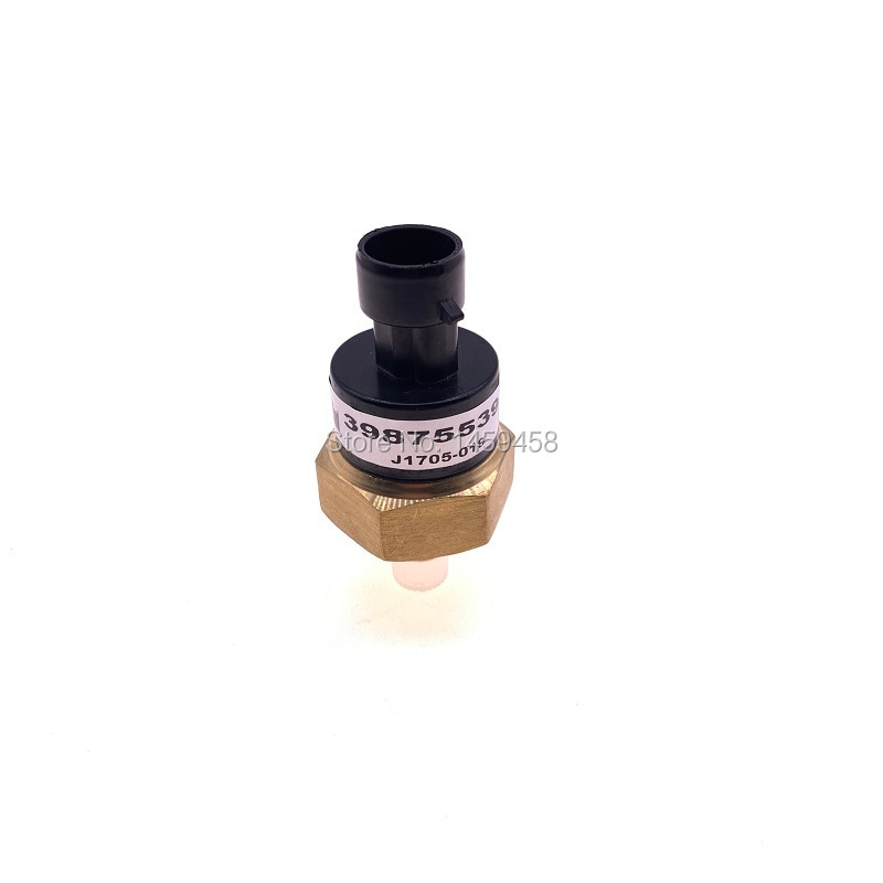 Envío gratis 2 unids/lote 22486633/39875539 transmisor de transductor de presión para compresor de aire de tornillo IR 750RH 0-25psi