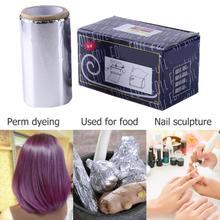 Coloration professionnelle coiffure rouleau de papier daluminium Perm rouleau de papier daluminium Salon de coiffure outils de coiffure fournitures de beauté