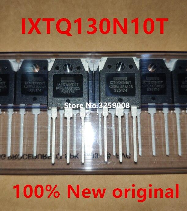 IXTQ130N10T 100% original novo 5 pedaço