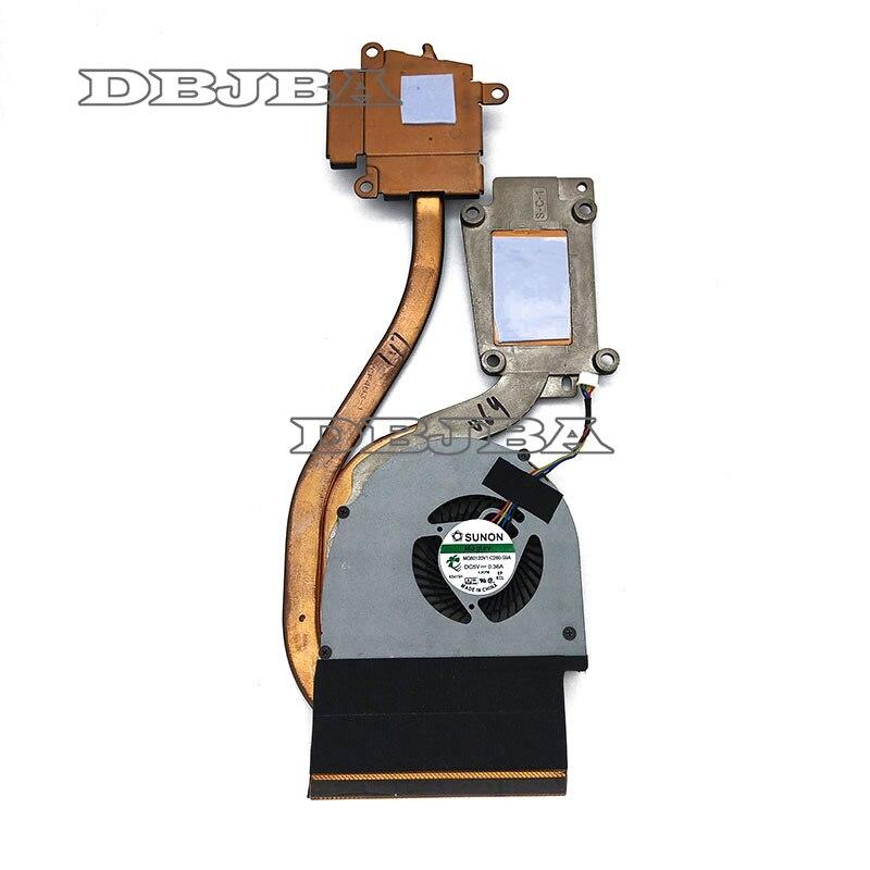 Ventilador de Nueva CPU para Dell Latitude E6540 Series 072XRJ CN-072XRJ ventilador de refrigeración y disipador térmico para ordenador portátil de 4 pines