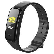 Pulsera inteligente, medidor de presión arterial, contador de calorías, reloj de pulsera, pulsómetro, Monitor Cardiaco, impermeable, Fitness, Smart Ban