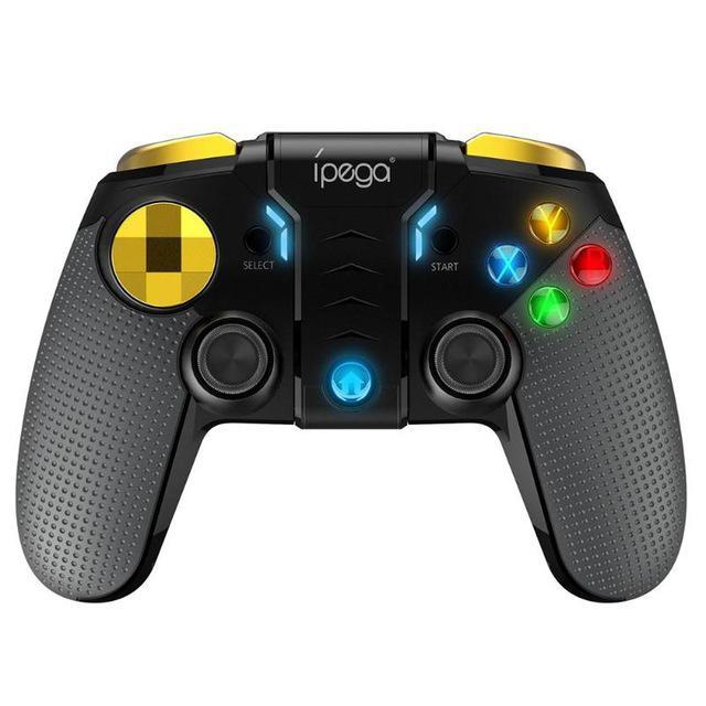 Ipega PG 9118 Smart Bluetooth contrôleur de jeu manette sans fil Console jeu avec support télescopique pour téléphone intelligent r25