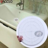 Vacclo     filtre de vidange devier Style japonais 1 piece  peut couper le filtre de piscine de salle de bains  attrape-cheveux filet a mailles pour Toliet de cuisine