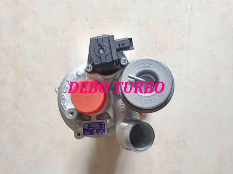 Nuevo genuino Borgwarners K03/53039700422/53039880422 turbocompresor para Citroen C5 DS 3008 de 4008 de 508 5008 RCZ... EP8 1.8THP 155KW