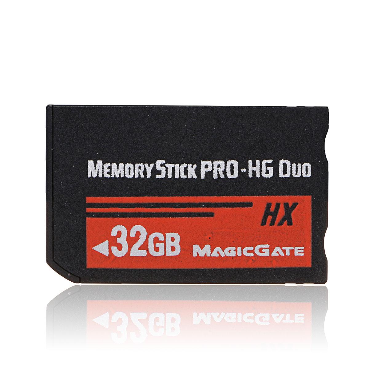 Memory Stick MS Pro Duo HX Flash Card For Sony PSP Cybershot Camera
