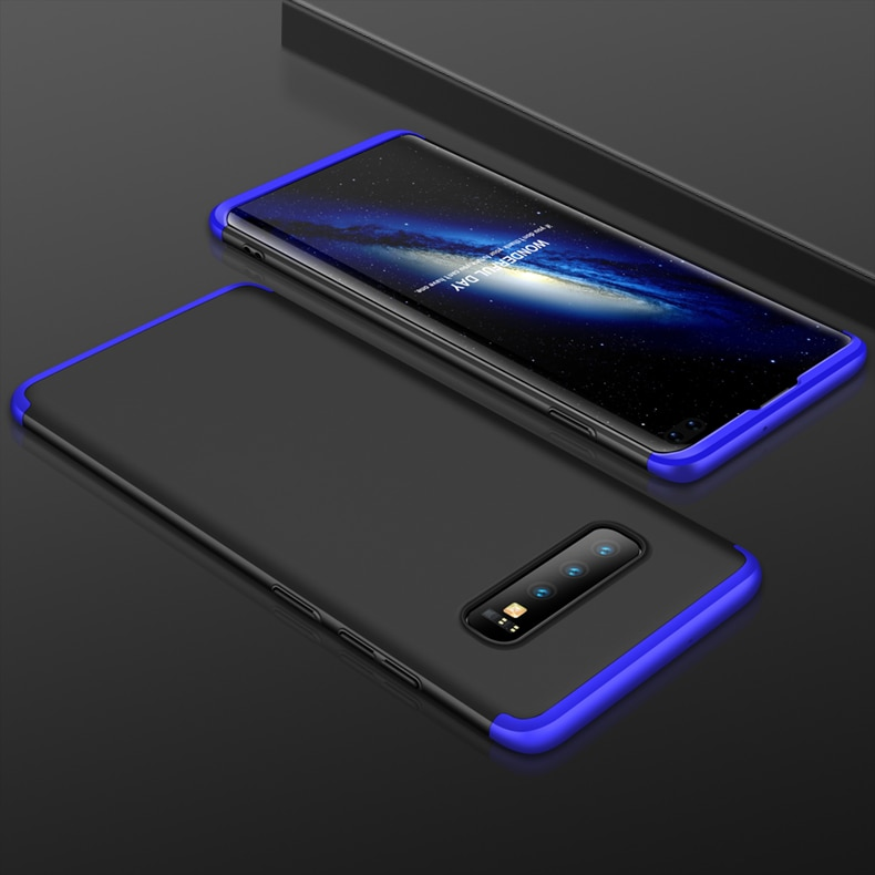 For Samsung S 10 E S10E Case 360 Degree Full Body Cover Case For S10 Hybrid Shockproof Cover for Samsung Galaxy S10E S10 Lite