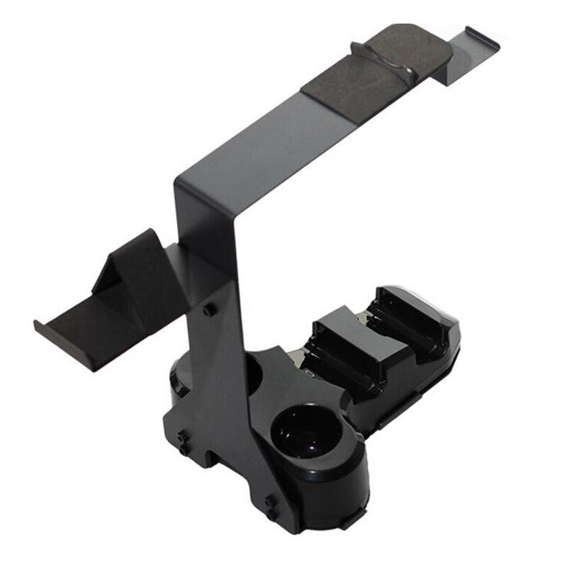 Accesorios de juego con soporte para Vr 5 en 1, con cargadores de controlador móvil Ps4 Vr Ps, cámara/auriculares/vibración Dual 4 Move