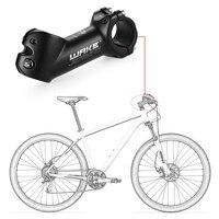 31.8MM MTB Stem Adjustable Mountain Road Bike Stem For Handlebar Bicycle Wheel Steering Aluminum Alloy Cycling Clamp Stem