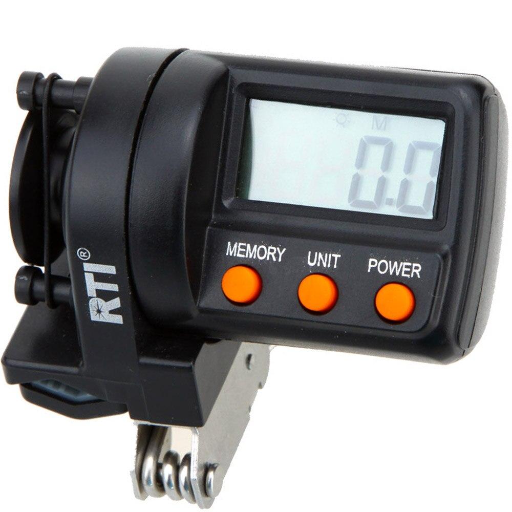 Pantalla Digital de 999,9 M, buscador de profundidad de sedal, Contador, equipo de herramientas de pesca, medidor de longitud