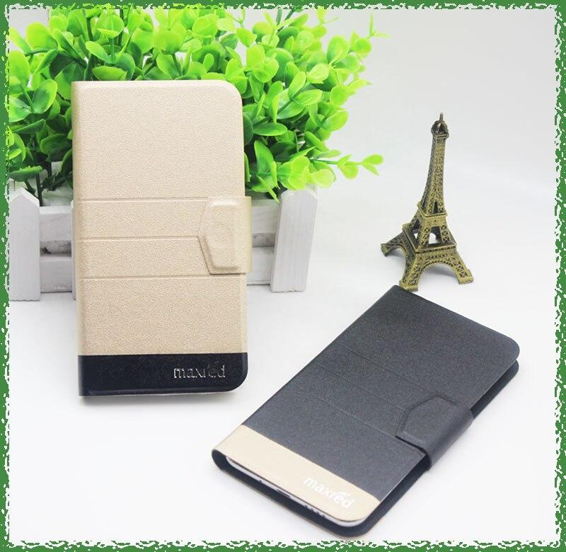 ¡Venta caliente! Funda de teléfono cubierta protectora de cuero ultrafina de lujo de 5 colores a la moda