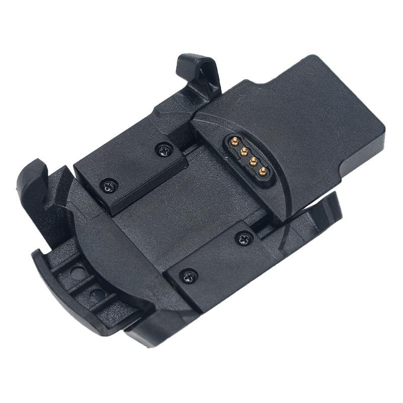 Reemplazo de base de carga + Cable de datos USB de sincronización para Garmin Fenix 3 HR, Cable de carga USB, soporte de cargador de reloj inteligente