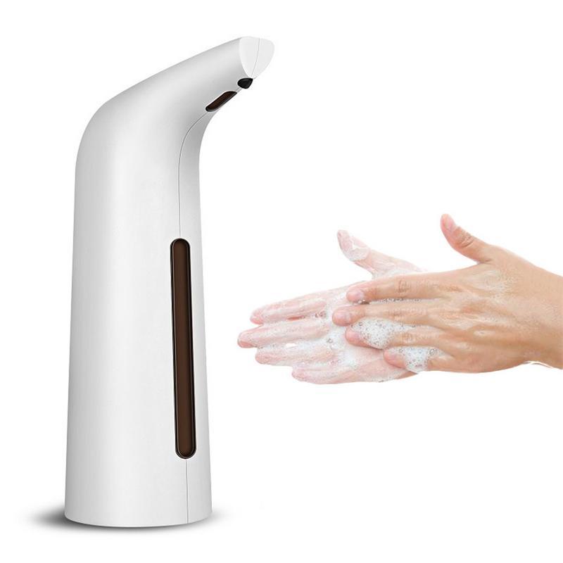 Dispensador de sabão automático vazamento livre loção bomba de sabão para banheiro cozinha escritório