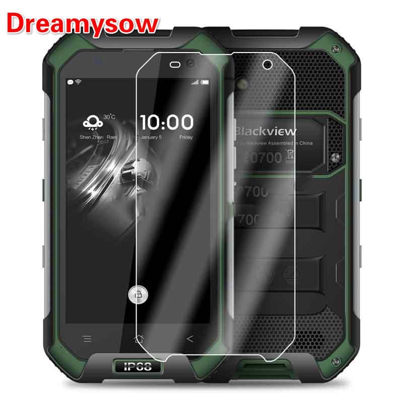 Dreamysow Экран протектор Стекло для Blackview BV A7 8000 A20 9000 P10000 P2lite Pro 9500 6000 A8 7000 R6 не от края до края пленки пленка для blackview 6000