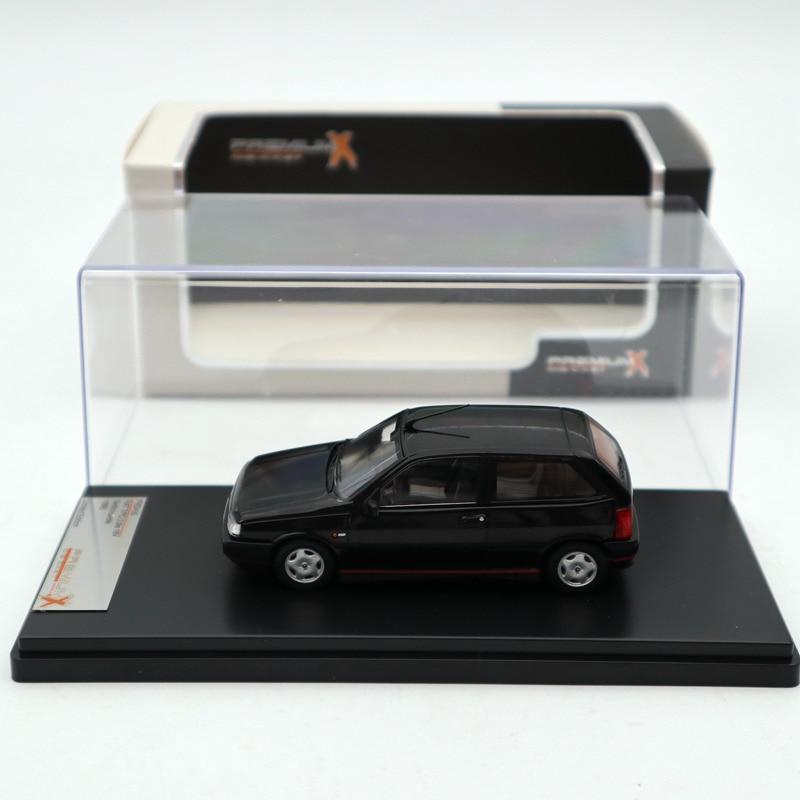 Premium X 1:43 Fiat Tipo 2.0ie 16V Sedicivalvole 1995 Black PRD455 Toys car Diecast Models Limited Edition Collection