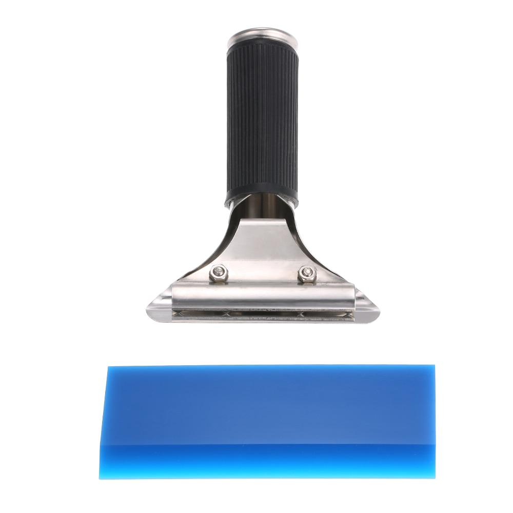 KKMOON автомобильная пленка на окно автомобиля тонировочные инструменты синий