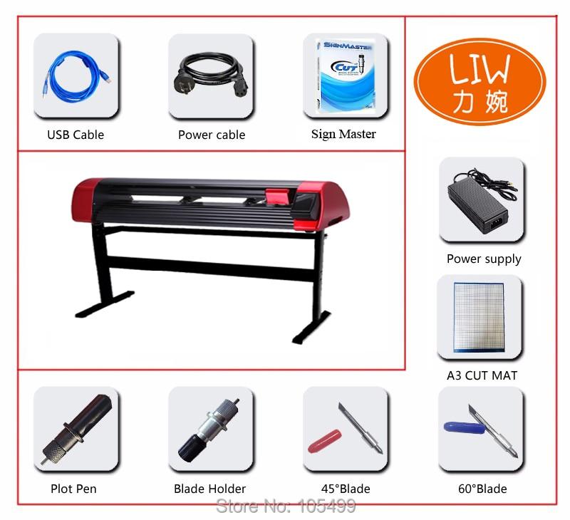 China 24 zoll Cad Garment Auto Kontur Vinyl Cutter Und Drücken Sie Kleidung Schneiden Plotter wifi kamera auto