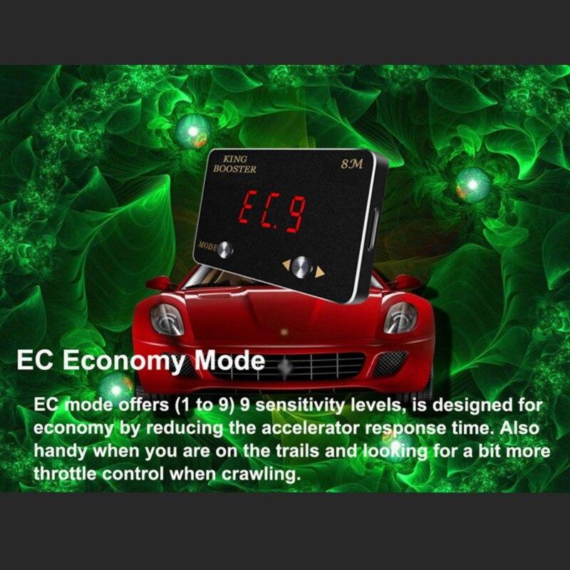 Modificación de coche piezas de refuerzo de velocidad para CADILLAC SLS CTS BUICK ENCLAVE GL8