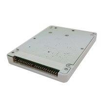 10 teile/los CY mSATA mini PCI-E SATA SSD zu 2,5 zoll IDE 44pin Notebook Laptop festplatte fall Gehäuse Weiß