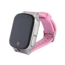 A19 LBS + GPS + lokalizacja WIFI inteligentny zegarek bezpieczeństwa dziecka SOS zadzwoń, aby monitorować swoje dzieci i dzieci śledzenie Smartwatch obsługa karty sim