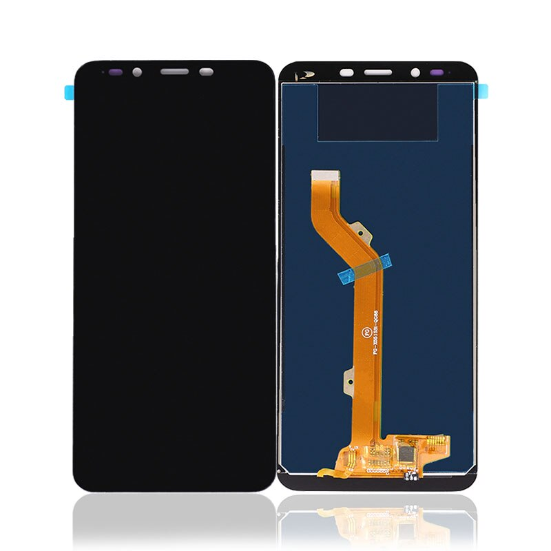 Pantalla LCD para Infinix Smart 2 X5515 Smart2 X5515F pantalla LCD MONTAJE DE PANTALLA TÁCTIL Panel de cristal digitalizador para pantalla Infinix