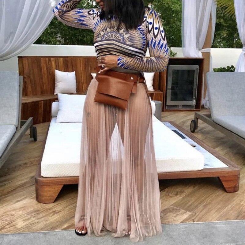 Womens Sexy Maxi Dress Mesh Sheer Patchwork Deep V Strappy Backless Maxi Wrap Kimono Dress See Through