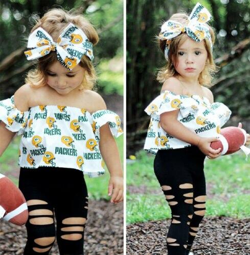 2019 modo kinder bebê mädchen ärmellose topos leggings mangueira conjuntos de roupas kleidung 1-6t