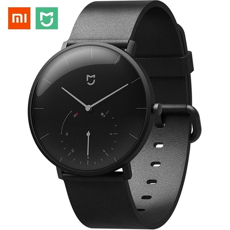 Inteligente de Quartzo Inteligente para Android Ip67 à Prova Original Xiaomi Mijia Relógio Dip67 Água Mecânica Pedômetro Lembrete Ios bt