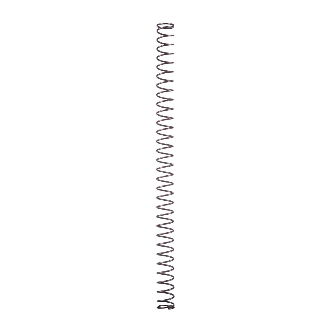 Modiker 6 tamaños 1,8*13,8*220*32 vueltas resorte de alta resistencia para GJ M24 agua Gel Beads Blaster-plata negro