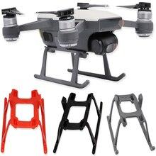 Para DJI Spark Drone tren de aterrizaje elevado extensor Protector de patas de aterrizaje para accesorios DJI Spark