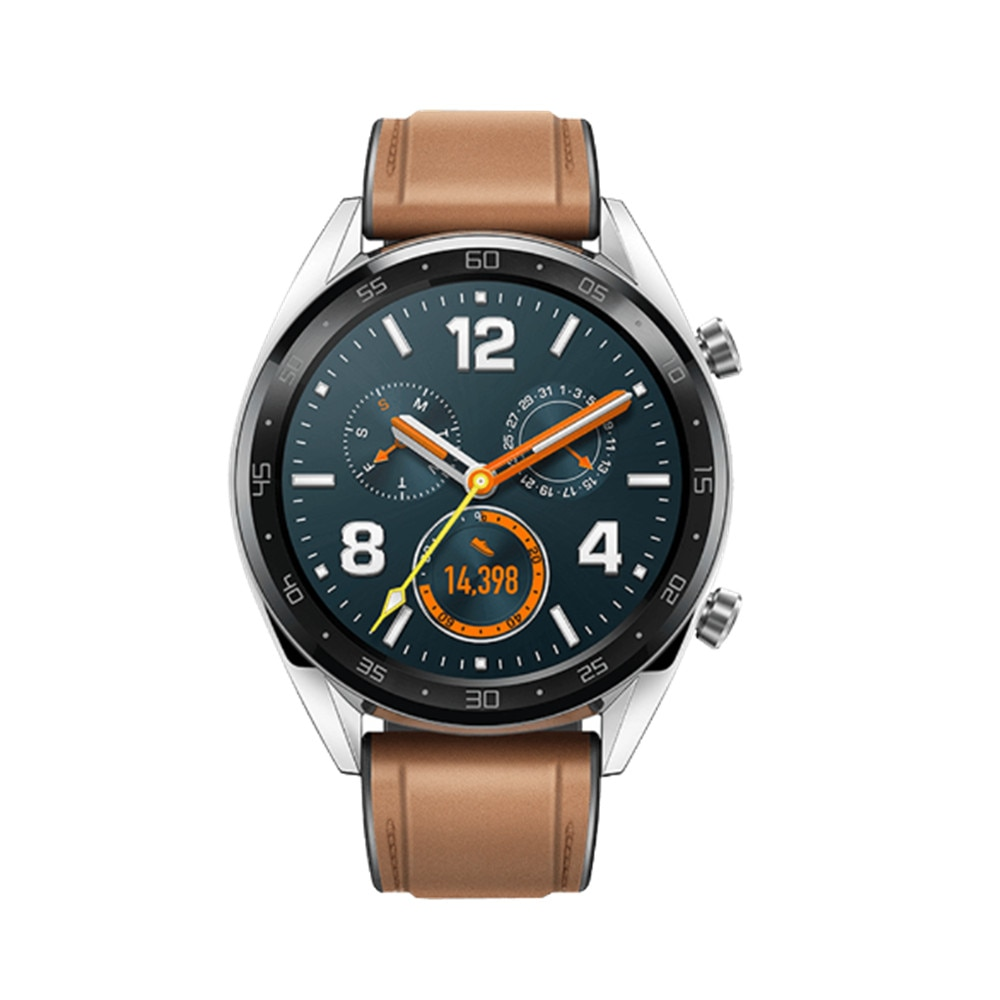 Huawei Watch GT Smartwatch supports GPS NFC 14 Days Battery Life 5ATM waterproof Phone Call Heart Rate Tracker For iOS Android