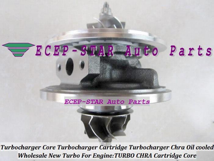 Turbo CHRA cartucho 717626 de 705204, 717626-5001S 705204-5002S 705204-0002, 705204-0001, 703894-5003S 703894-0003, 703894-0002 de 703894