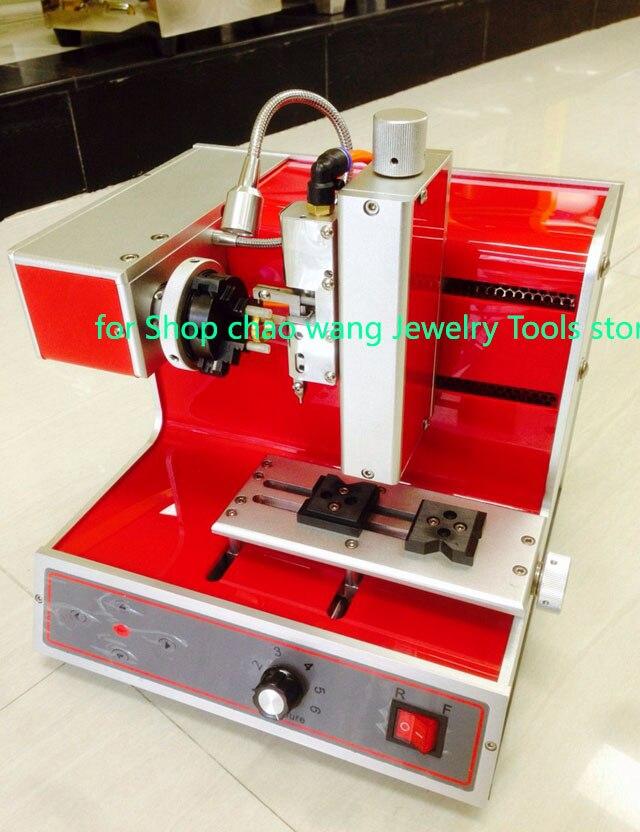 Uso com Computador Anel Pulseira Carving Carving Máquina elétrica Máquina de Palavra
