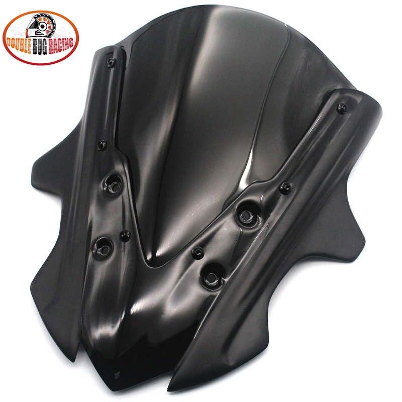 Ajuste para HONDA CBR650F 14-18 CBR-650F 2014-2018 CBR 650 F motocicleta deportes de competición touring parabrisas Deflector de viento