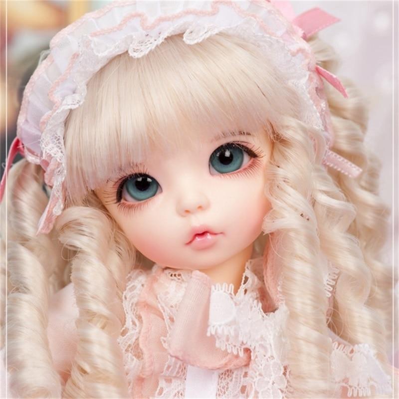Littlefee-بدلة كاملة BJD ، دمى Fairyland YoSD 1/6 FL Napi Dollmore Luts ، أحلى هدية للأولاد والبنات