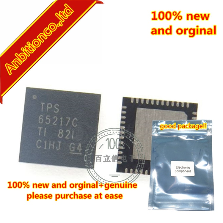 5pcs-100-new-original-tps65217crslr-single-chip-pmic-for-battery-powered-systems-vqfn-48-in-stock