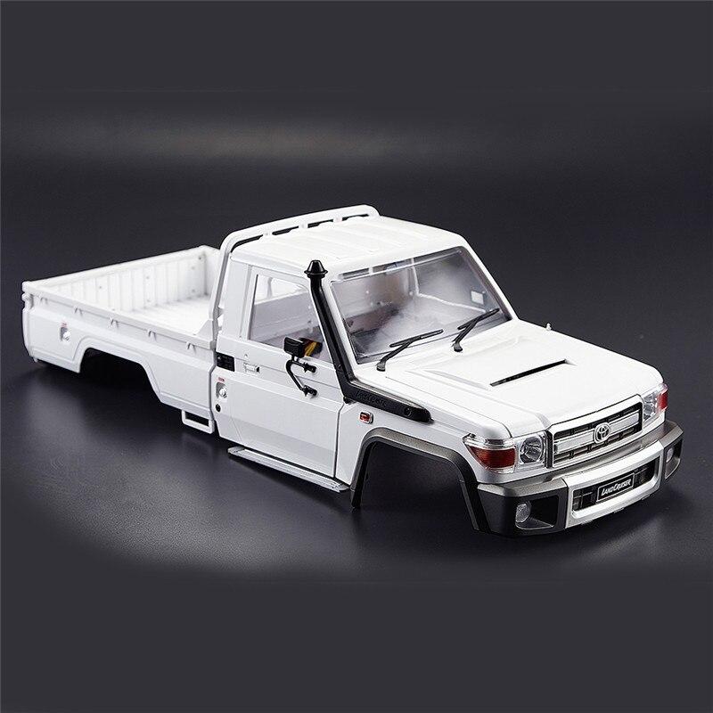 Alta qualidade killerbody 48601 duro carro rc corpo escudo kit para 1/10 axial scx10 4wd rc carro