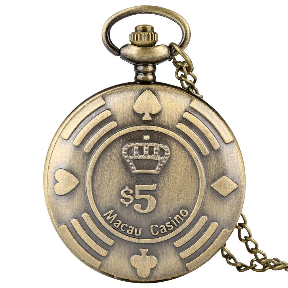 Антикварные мужские карманные часы бронзовые арабские цифры карманные часы для мальчика ретро ностальгия карманные часы для подростка