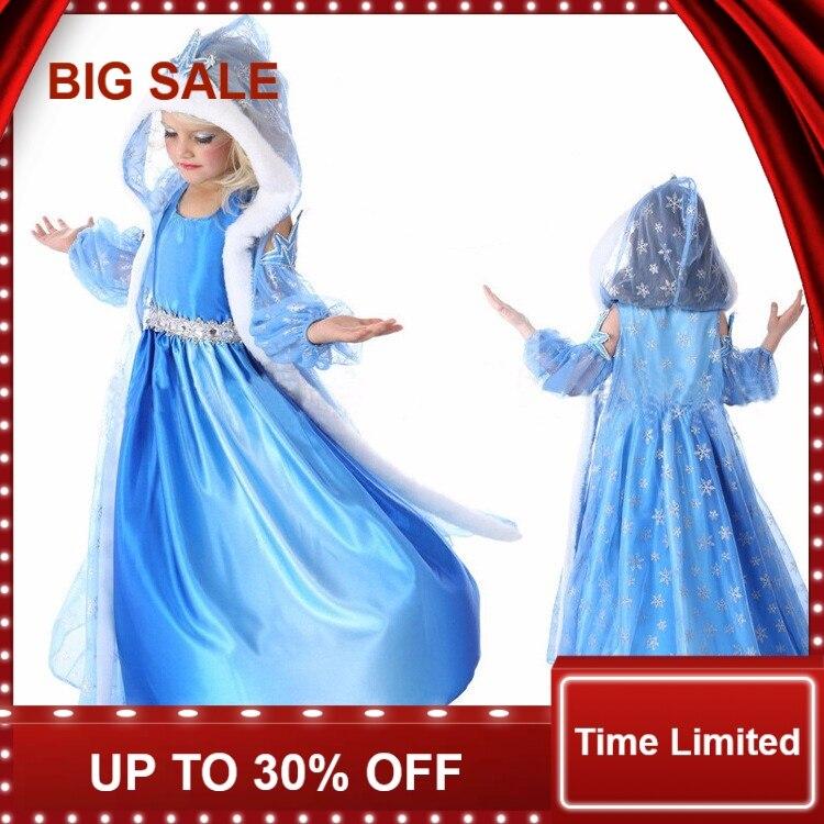 Платье Эльзы; платье для маленьких девочек; летнее платье Анны для костюмированной вечеринки; Vestidos Cenicienta; платье для младенцев; костюм принц...