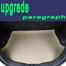 ZHAOYANHUA-tapis de coffre de voiture pour Chery Arrizo 3 5 7 M7 Tiggo 3 3X 5 7 Cowin Fulwin 2 tapis durables   Tapis de coffre