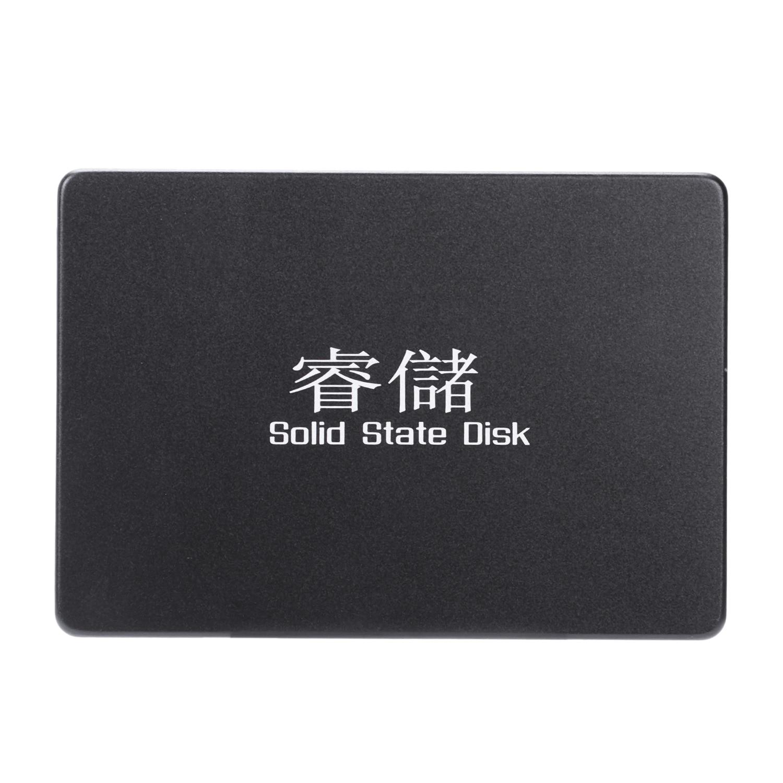 RUICHU SSD SATA3 2 5 дюймовый жесткий диск для ноутбука настольного компьютера Внешние SSD 