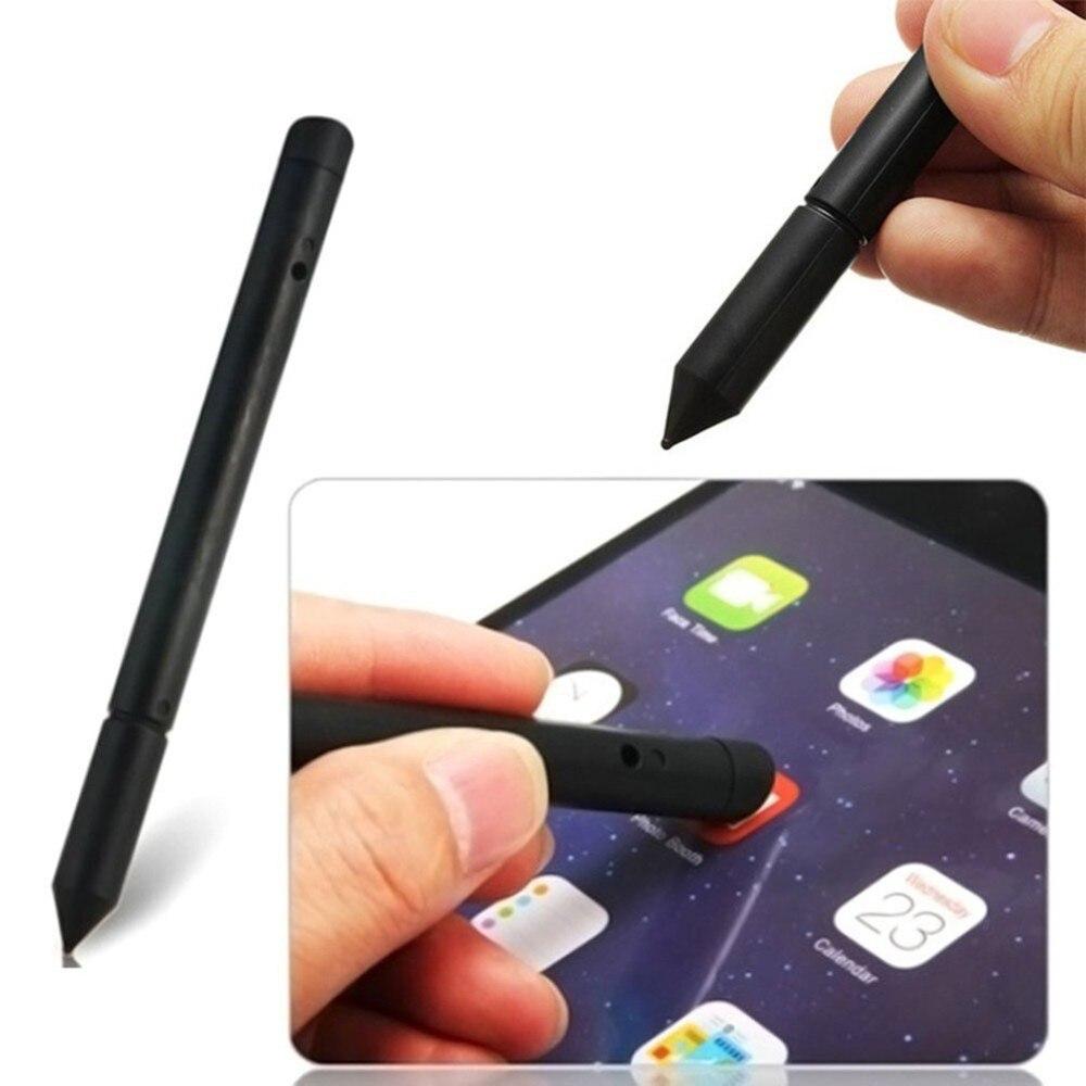Lápiz de pantalla táctil Universal multifunción 2 en 1 para Apple lápiz táctil capacitivo para iPhone X Oppo Sumsung Galaxy Note 8 9