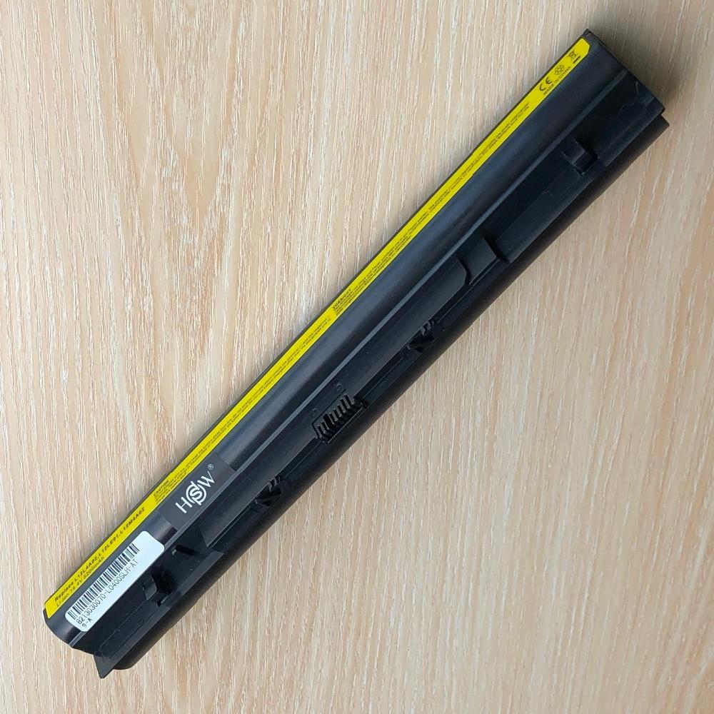 Купить с кэшбэком 14.4V 5200mAh L12L4A02 battery for LENOVO IdeaPad G400S G405S G410S G500S G505S G510S S410P S510P Z710