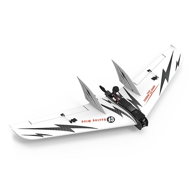 Sonicmodell CF ala EPO 1030mm de fibra de carbono Kit de avión de Control remoto/PNP FPV de vuelo ala de vuelo RC Racer juguetes de Control remoto