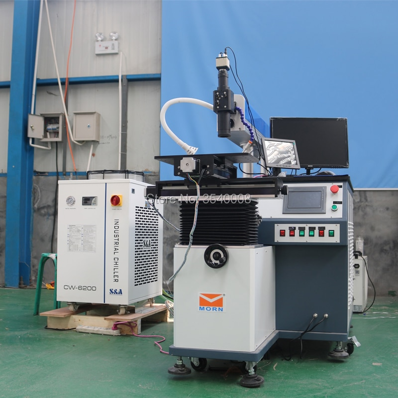 Лазерный сварочный аппарат для сварки из нержавеющей стали по хорошей